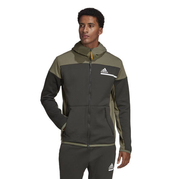 adidas ZNE Aeroready Men's Hoody Green