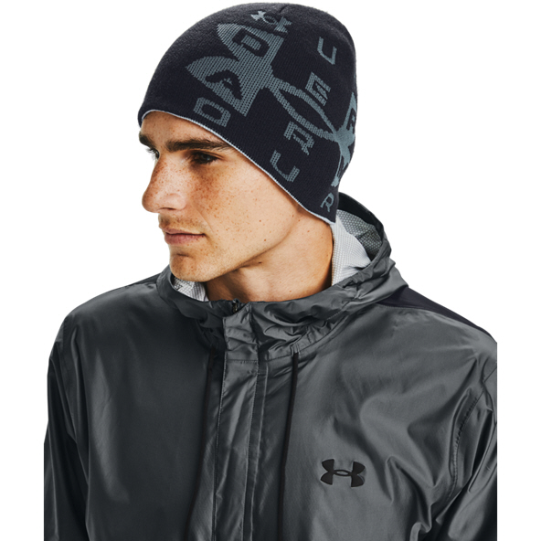 Under Armour® Billboard Reversible Beanie Black