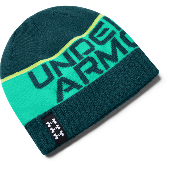 Under Armour Kids Billboard Beanie Green