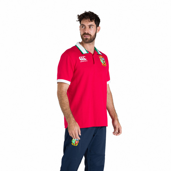 Canterbury British & Irish Lions Classic Jersey Red