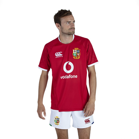 Canterbury British & Irish Lions Match Short White