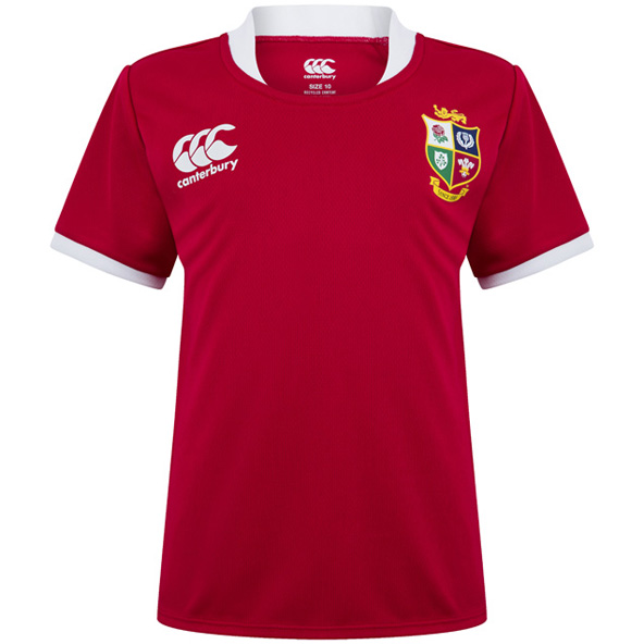 Canterbury British & Irish Lions Infant Mini Kit Red