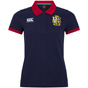 Canterbury Lions Home Nations Polo W Nvy