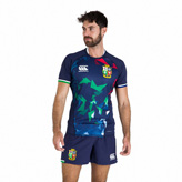 Canterbury Lions Training Jersey Navy