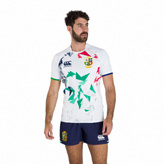Canterbury Lions Training Jersey White