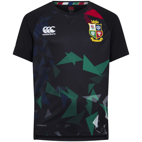 Canterbury British & Irish Lions Graphic Tee Black