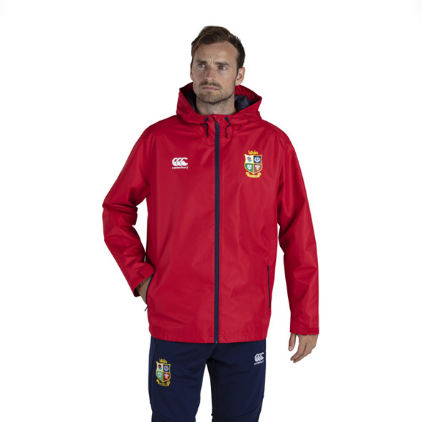 Canterbury Lions WR Jacket Red