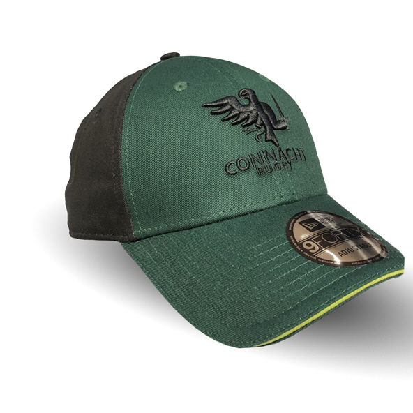 New Era Connacht 20 9Forty Cap Green