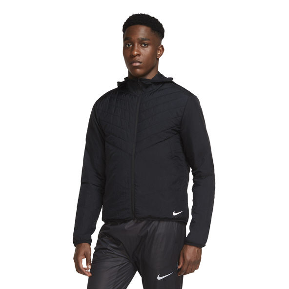 Nike Mens AROLYR Jacket Black