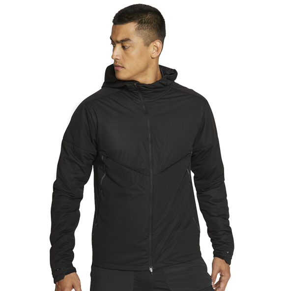 Nike Mens Run Dvn Jacket Black