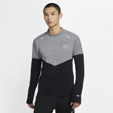 Nike Run Division Element Men's Top Black