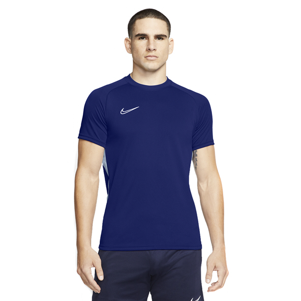 Nike Mens Dry Academy Tee SS Blue