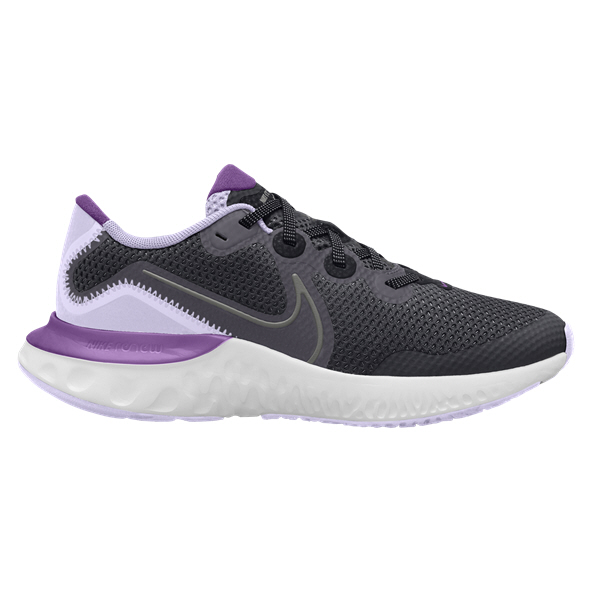 Nike Renew Run Kids' Running Shoe, Grey
