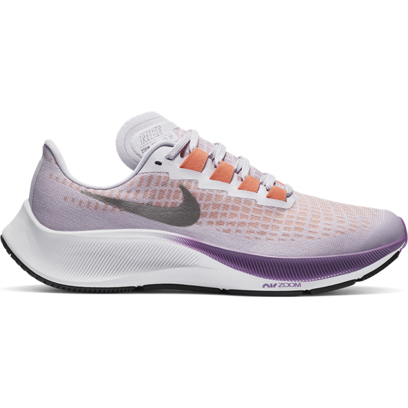 Nike Air Zoom Pegasus 37 Kids' Running Shoe, Purple