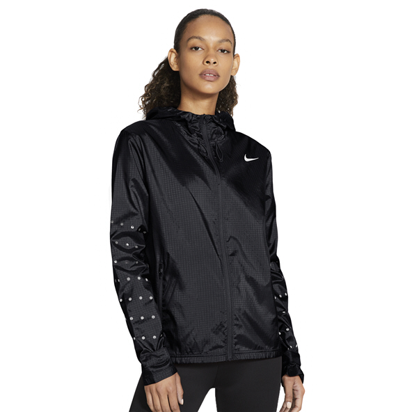 Nike Wmns ESS Flash Jkt Black