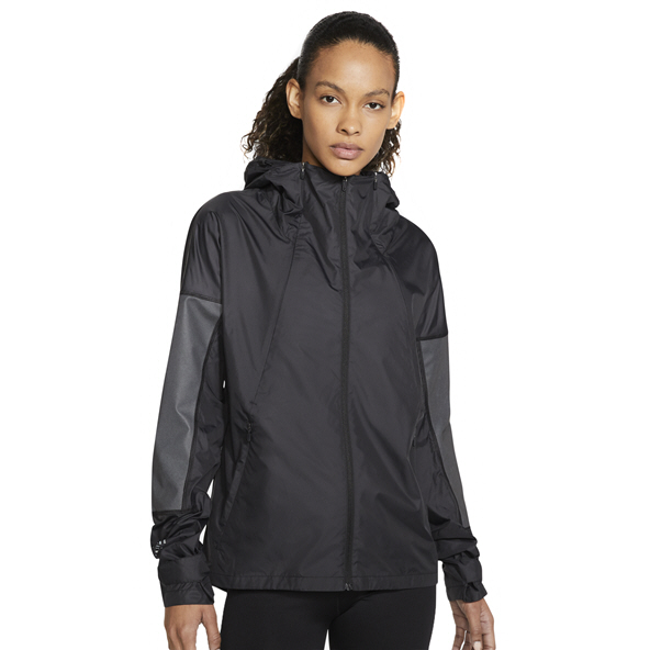 Nike Wmns Run DVN Flash Jkt Black