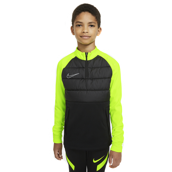 Nike Dry Academy Boys' Drill Winter Top Black