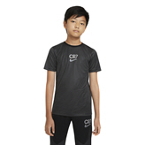 Nike CR7 Dry Kids' T-Shirt Black