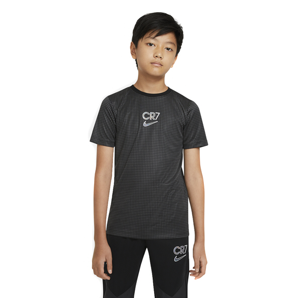 Nike CR7 Kids Dry Tee Black
