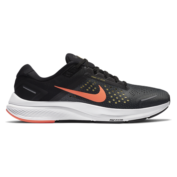 Nike Air Zoom Structure 23 Men's Running Shoe Black