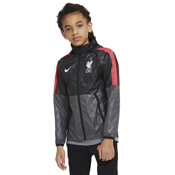 Nike Liverpool 20 Lte Jacket CL Grey