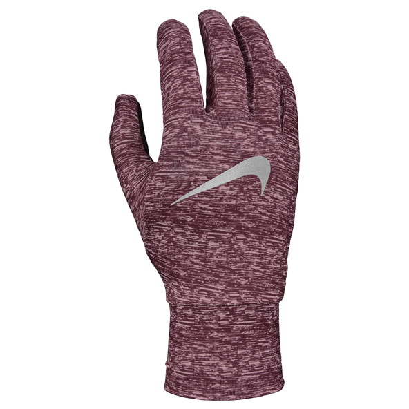 Nike Dry Element Running Wmn Glove Red