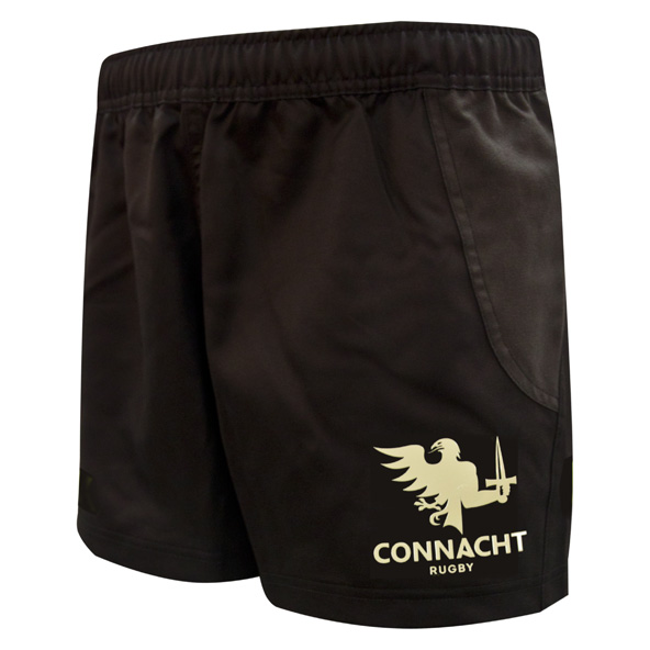 BLK Connacht 20 Away Kids Short Black