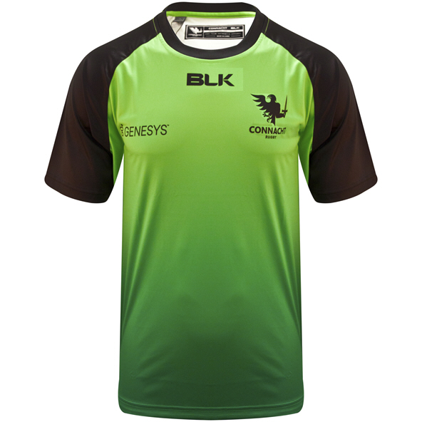 BLK Connacht 20 Kids Training Tee Grey