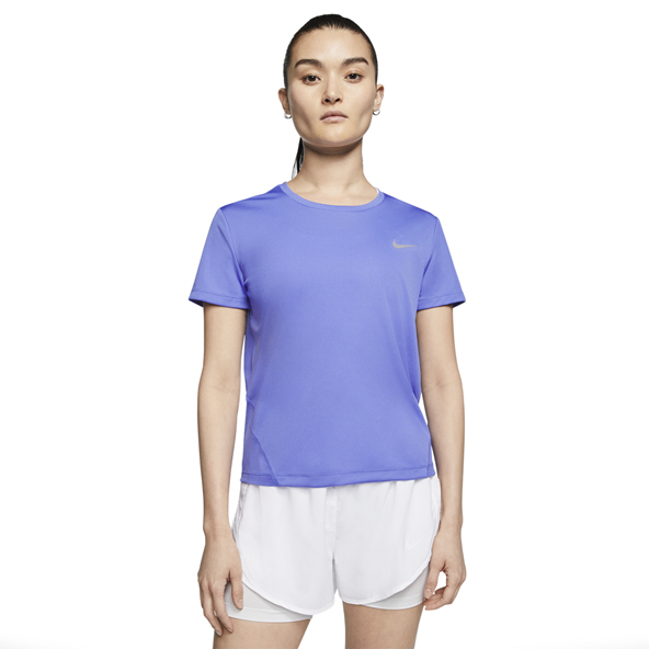 Nike Miler Women's Running T-Shirt, Blue