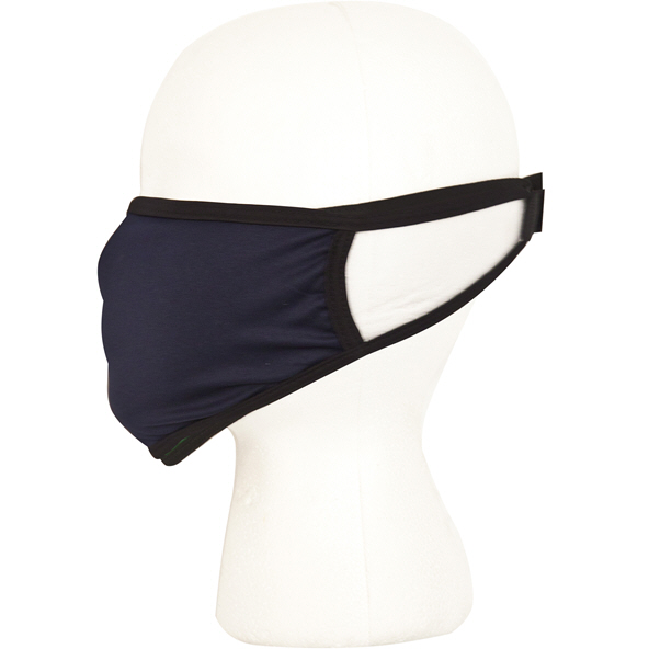 Intersport Elverys Resuable Face Mask, Navy