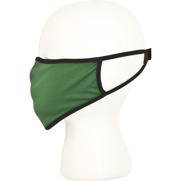 Intersport Elverys Resuable Face Mask, Green