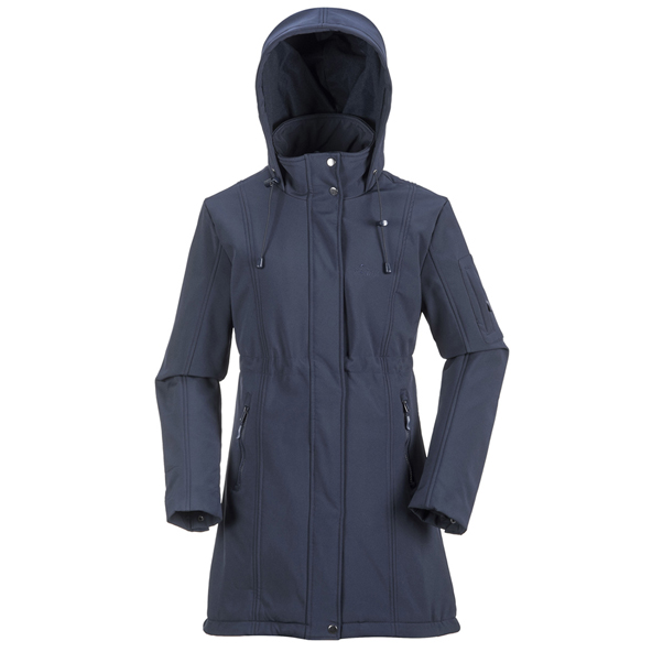 Portwest Carla Women's Softshell Jacket, Navy