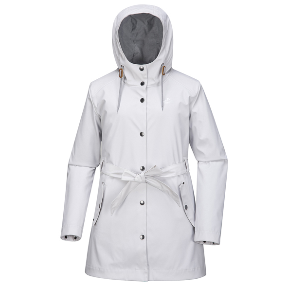 Portwest Killarney Women's Rain Jacket, Grey