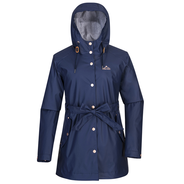 Portwest Killarney Women's Rain Jacket, Navy
