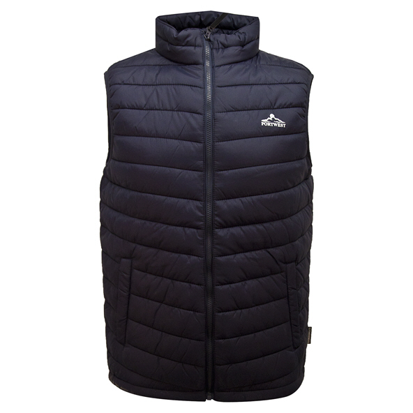 Portwest Boyne Padded Women's Gilet Navy