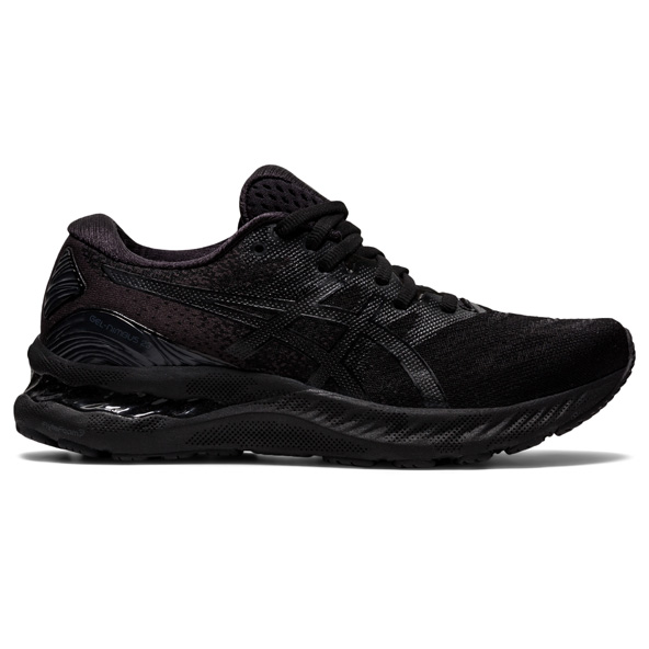 Asics Gel-Nimbus 23 Women's Running Shoe Black
