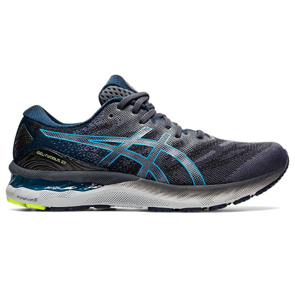 Asics Gel-Nimbus 23 Men's Running Shoe Grey