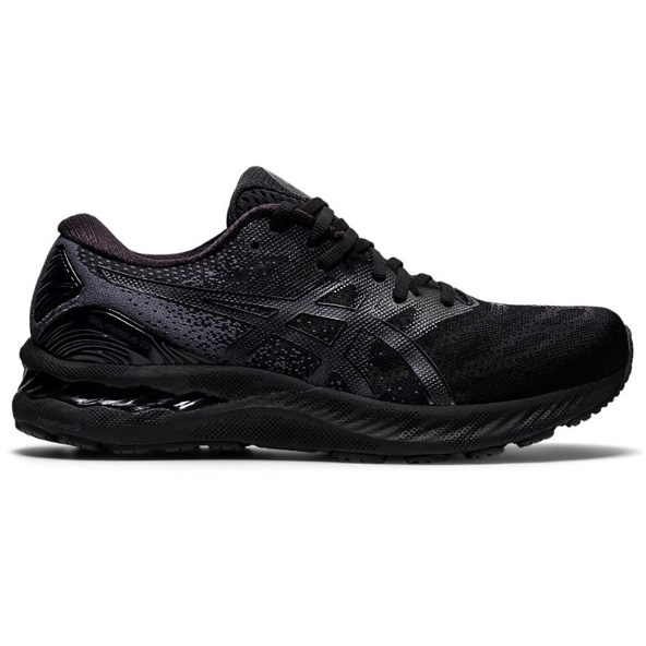 Asics Gel-Nimbus 23 Men's Running Shoe Black