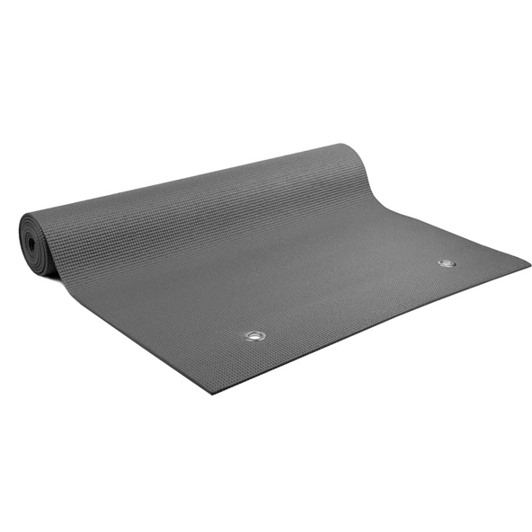 FM Warrior Eyelet Yoga Mat II 4mm Grey