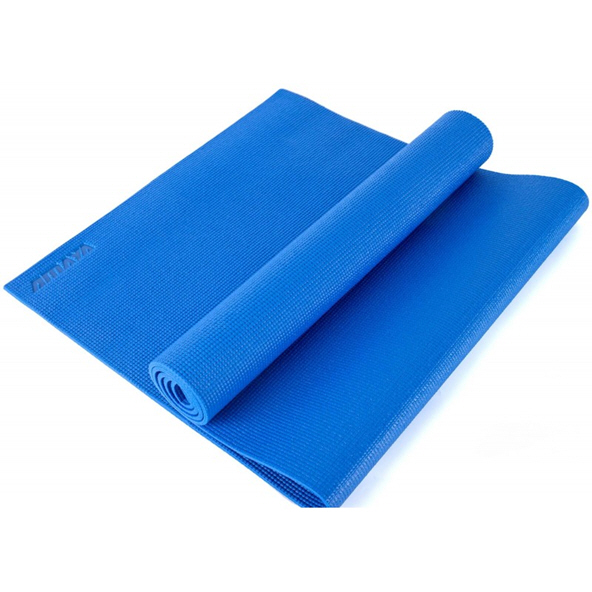 Amaya Yoga Mat - 6mm, Blue