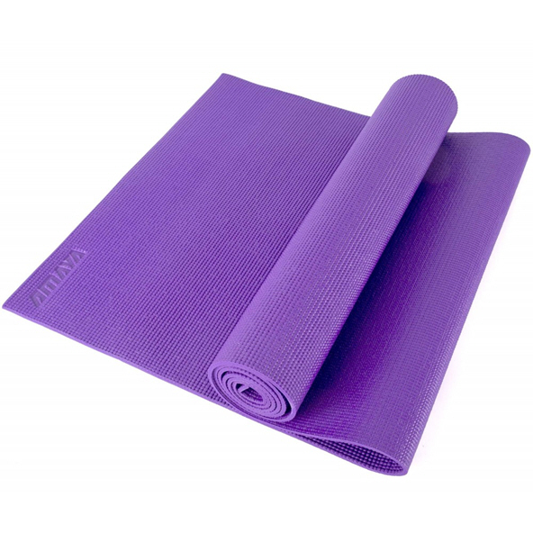 Amaya Yoga Mat - 6mm, Purple