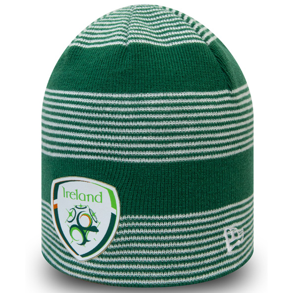 New Era FAI Reversible Skull Knit Green/White/Navy