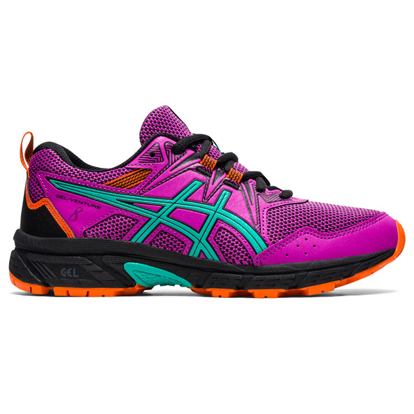 Asics Gel-Venture 8 Girls' Running Shoe, Pink