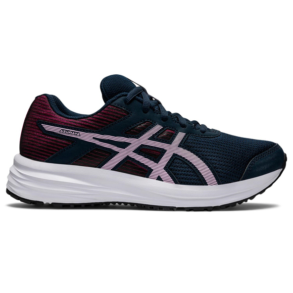 Asics Gel-Azumaya Girls' Running Shoe Navy