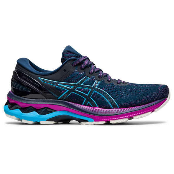 Asics Gel-Kayano 27 Women's Running Shoe, Black