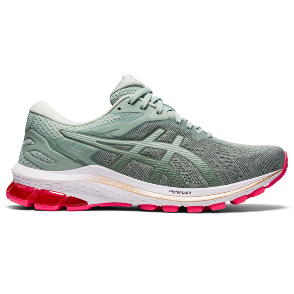 Asics GT-1000 10 Sakura Women's Running Shoe Grey