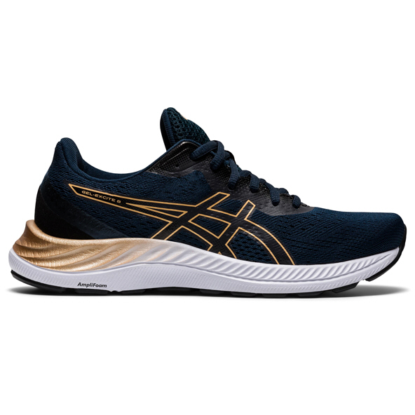 Asics Gel-Excite 8 Womens Run Navy