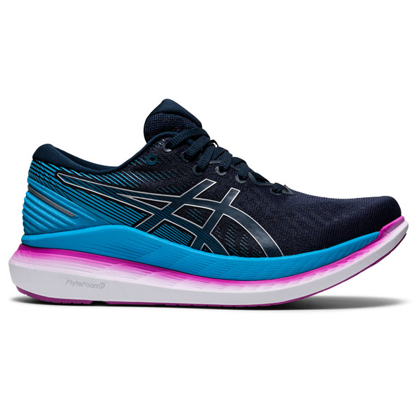 Asics Gilderide Womens Run Navy
