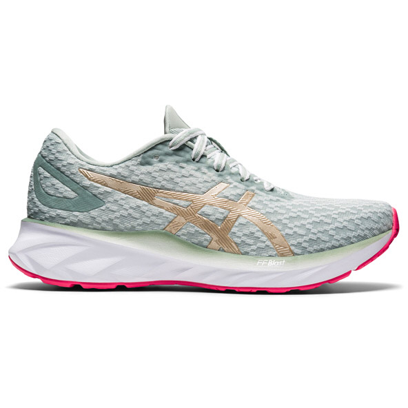 Asics Dynablast Sakura Women's Running Shoe Grey