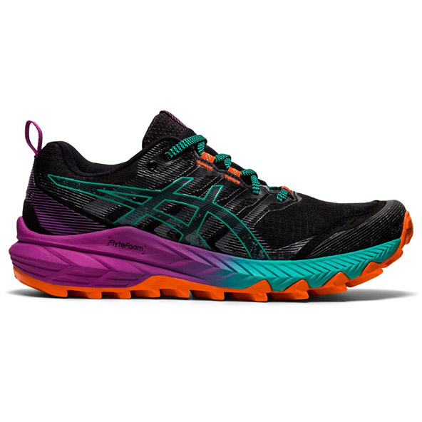 Asics Gel-Trabuco 9 Womens Run Black